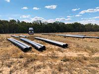 Sunshower Lagoon Pipeline