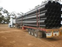 400mm Pipe & Riser System